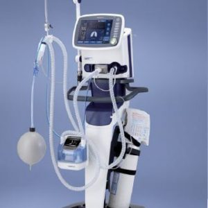 Digital Universe Hamilton Medical Ventilator